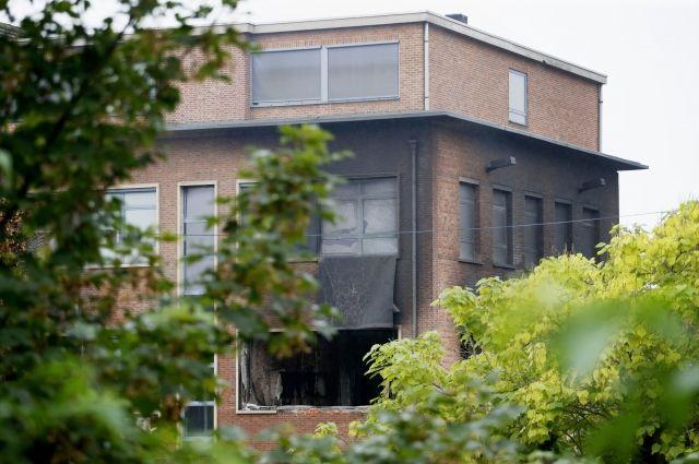 Неизвестные пытались подорвать вуз криминалистики Бельгии
