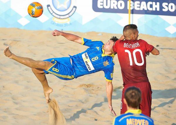 В Суперфинале Евролиги украинцы встретились с португальцами