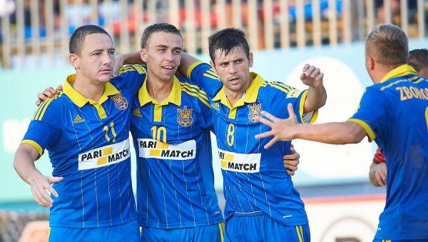 Украинцы явно отомстили португальцам за поражение в прошлом Суперфинале