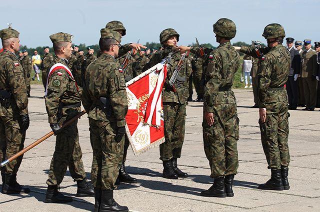 Поляки боятся нас, но и защитникам из НАТО не слишком рады.