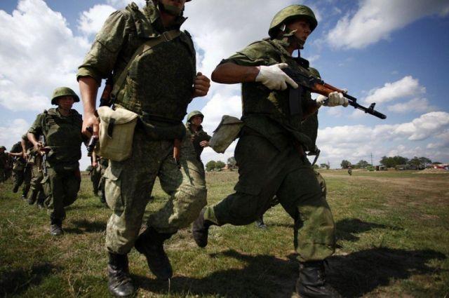 ВКрыму извоеннослужащих запаса сформировали оборонные подразделения