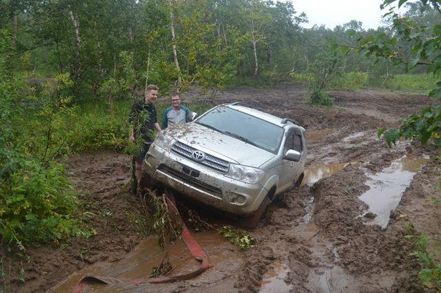 Две группы камчатских туристов несмогли сами вернуться домой