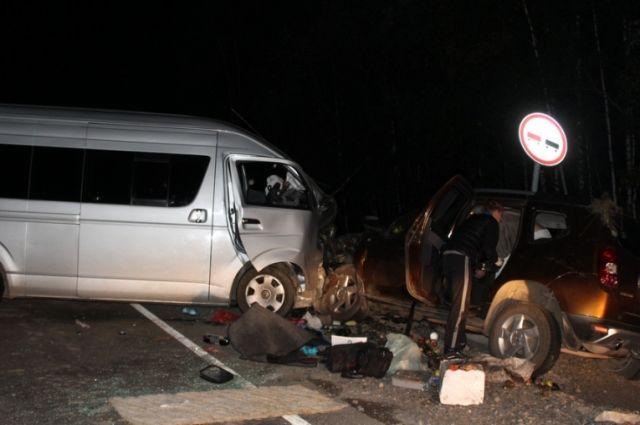 Жизни пострадавших в трагедии смикроавтобусом под Балахтой ничего не грозит