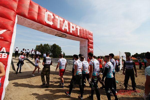 Второй этап соревнований собрал больше 150 команд и больше 2 тысяч участников. Офисные работники вышли на соревнования на выносливость.