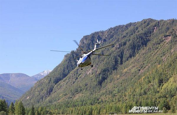 Раньше основным транспортом в Тофаларию были вертолеты Ми8. Сейчас сюда совершает рейс единственный самолет.