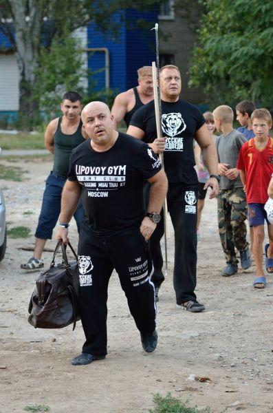 Не перевелись ещё на Руси богатыри и есть свои герои, о которых почему-то мало кто у нас знает.