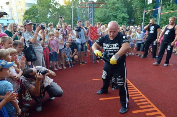 Рауф Галлямов и его товарищи по команде демонстрировали настоящие чудеса.