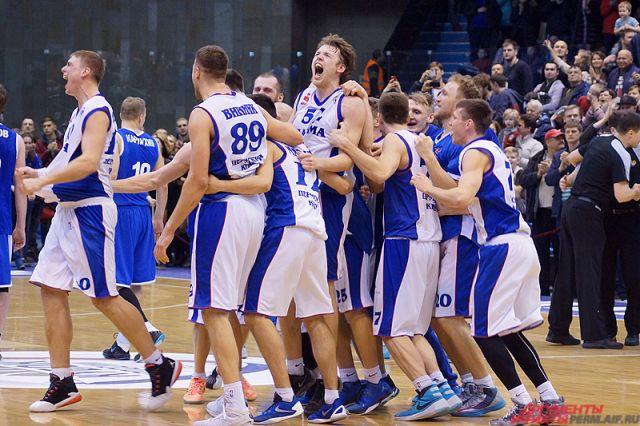 Пермский баскетбольный клуб проведет очередной этап голосования осмене наименования