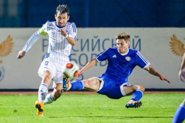 Нижегородский «Олимпиец» сыграл вничью с«КАМАЗом»