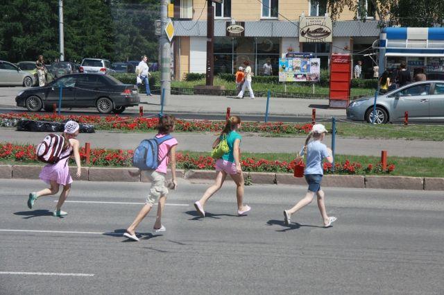 ВТюменской области усилен контроль заперевозкой детей вавтомобилях