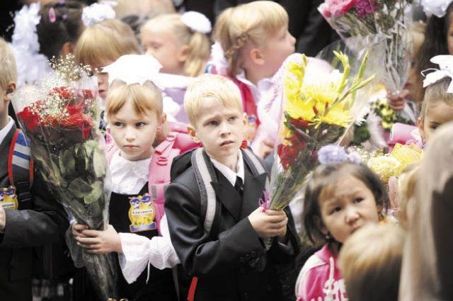 ВКиеве отменили школьные линейки, посчитав ихпережитком советского прошлого