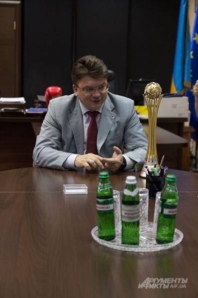 Министр был доволен результатом сборной Украины по пляжному футболу