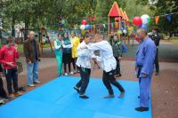 Дети - главные участники спортивных событий.