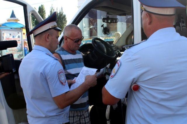 Наводителей автобусов составлено 325 протоколов