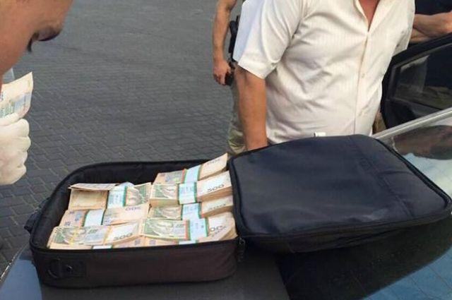 Одесская генпрокуратура: навзятке вполмиллиона грн схвачен директор Института сельского хозяйства
