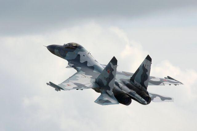 Авиация Российской Федерации отрабатывает массированный ракетный удар