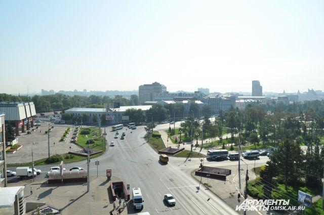 Красноярск вошел вТОП-10 городов ссамыми большими сентябрьскими пробками