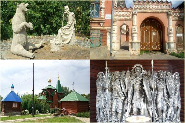 Вволгоградском регионе открыт неповторимый туристический маршрут