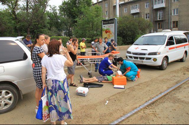 Август стал рекордсменом поколичеству ДТП сдетьми вКрасноярске