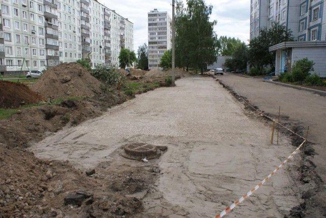 Вмэрии Петрозаводска обещали отремонтировать дороги водворах: заявки уже принимаются