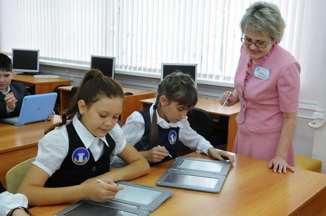 Современная школа - это интересная жизнь и практические знания.