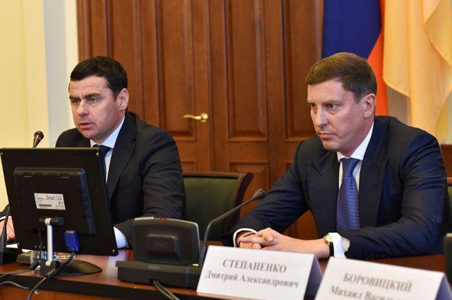Дмитрий Миронов поставил перед Дмитрием Степаненко задачу разработать новую структуру правительства.