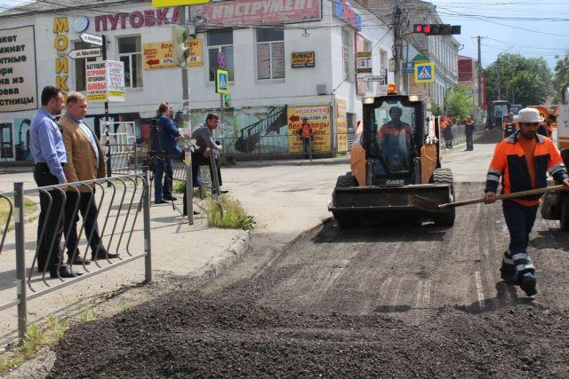 Росавтодор направил экспертные группы вКрым для мониторинга уличных работ