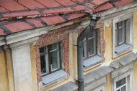 Пятиэтажка в самом центре города скоро станет непригодной для жилья.