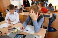 С 1 сентября начинаются тяжёлые дни как для школьников, так и для учителей.