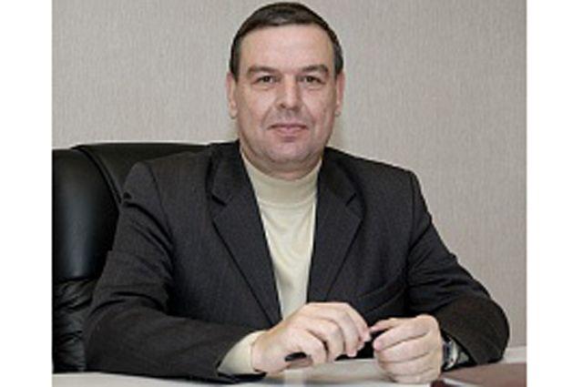 Начальник департамента транспорта и дорожно-благоустроительного комплекса мэрии города Новосибирска С. И. Райхман.
