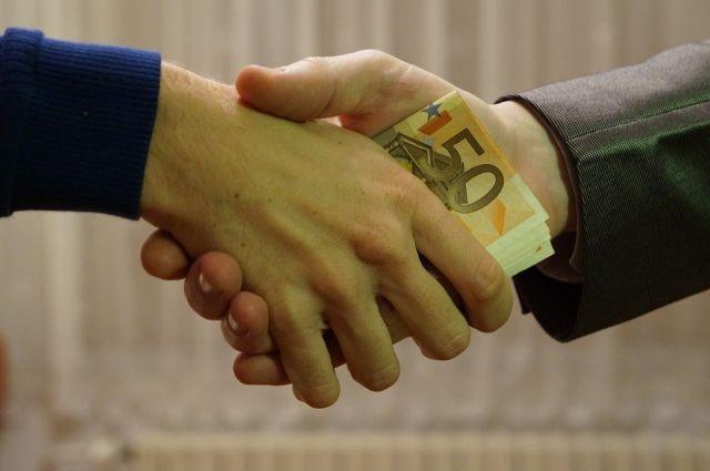 Пермский предприниматель оштрафован на5 млн руб. запопытку дать взятку