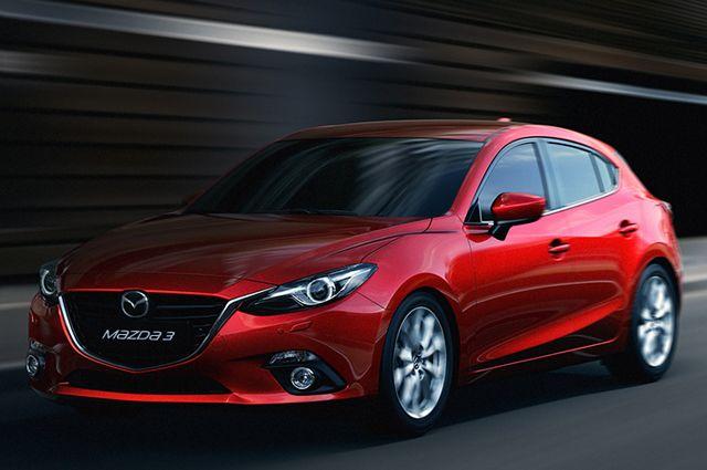 Mazda отзывает 2,3 млн автомобилей повсему миру