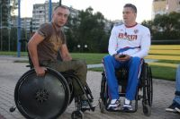 Паралимпийцам не привыкать бороться с трудностями