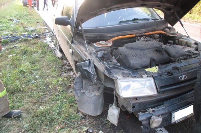 авария в тульской области 1 августа 2016