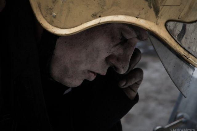 ВКалининграде наулице Судостроительной сгорел микроавтобус