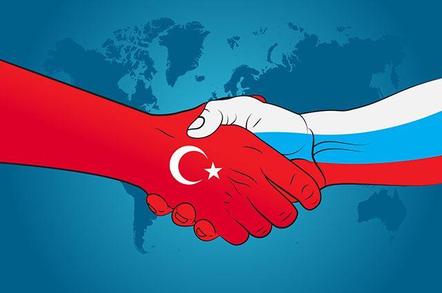 Российская Федерация иТурция договорились овыдаче разрешений по«Турецкому потоку»