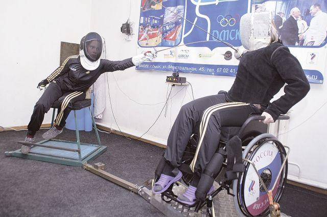 Для многих паралимпийцев спорт - дело всей жизни.