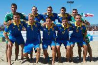 Украинская сборная по пляжному футболу