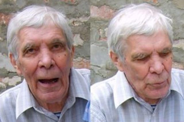 ВВоронеже разыскивают страдающего болезнью Альцгеймера пенсионера