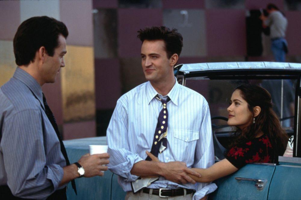 В 1997 году вместе с Мэттью Перри исполнила главную роль в романтической комедии «Поспешишь, людей насмешишь».