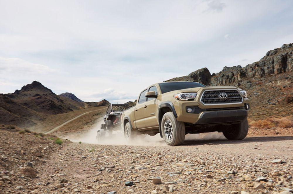 Toyota Tacoma, в России не продается, цена от $24 120.