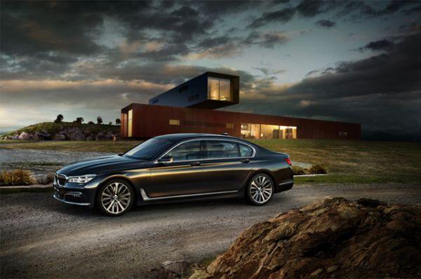 BMW 7 Series, от 4 490 000 рублей.