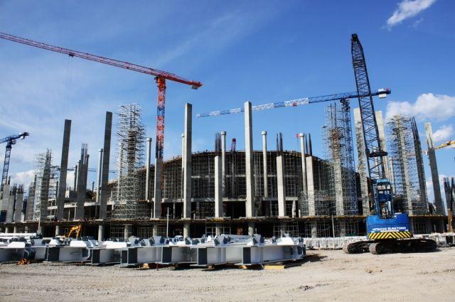 Два надземных перехода построят вблизи стадиона кЧМ-2018 пофутболу