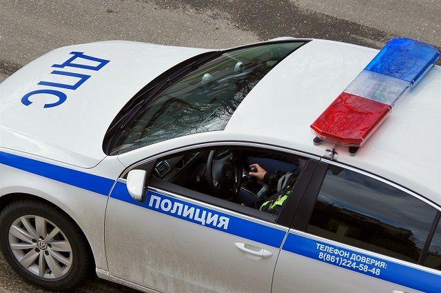 Всеверной столице итоге ДТП сучастием полицейского автомобиля пострадали три человека