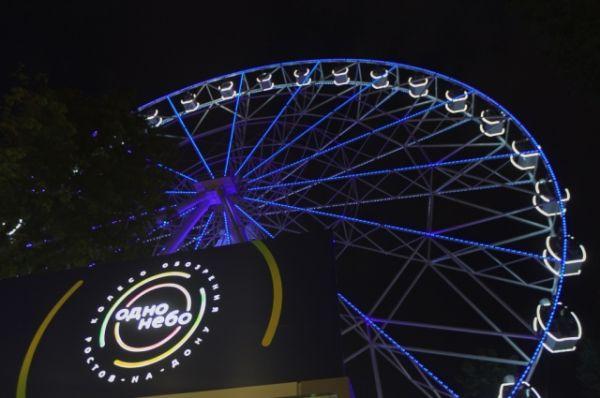 С момента запуска колеса, а технический пуск сооружения состоялся 6 августа, приобретено уже 80 тысяч билетов.