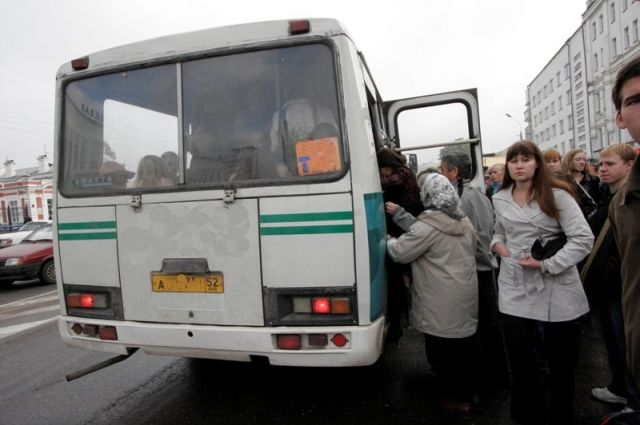 Акцию «Тайный пассажир» проведут всередине сентября внижегородских автобусах