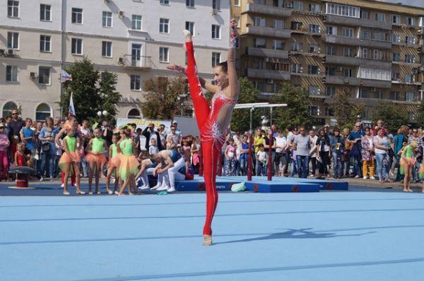 Художественная гимнастика - мир красоты и грации!