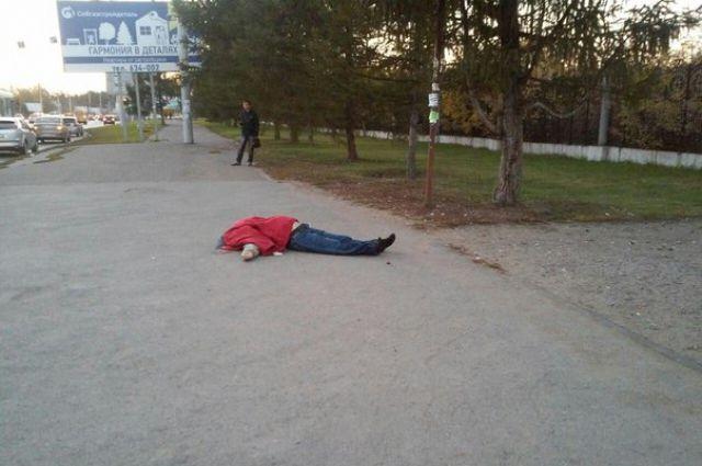 ВПетербурге девушка отыскала труп бездомной наПискаревском кладбище