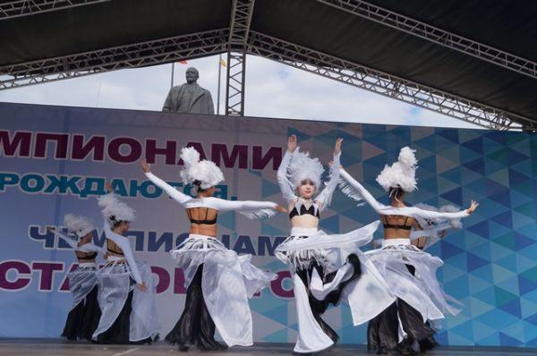 Восточные танцы - шик, блеск, красота!