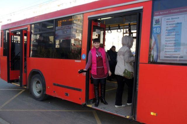 Красноярцы выбирают самый доброжелательный автобусный маршрут